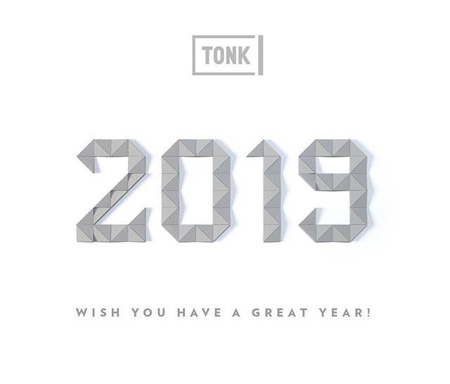 Happy New Year 🎄✨#tonkproject #tonk #concretetiles #newyear