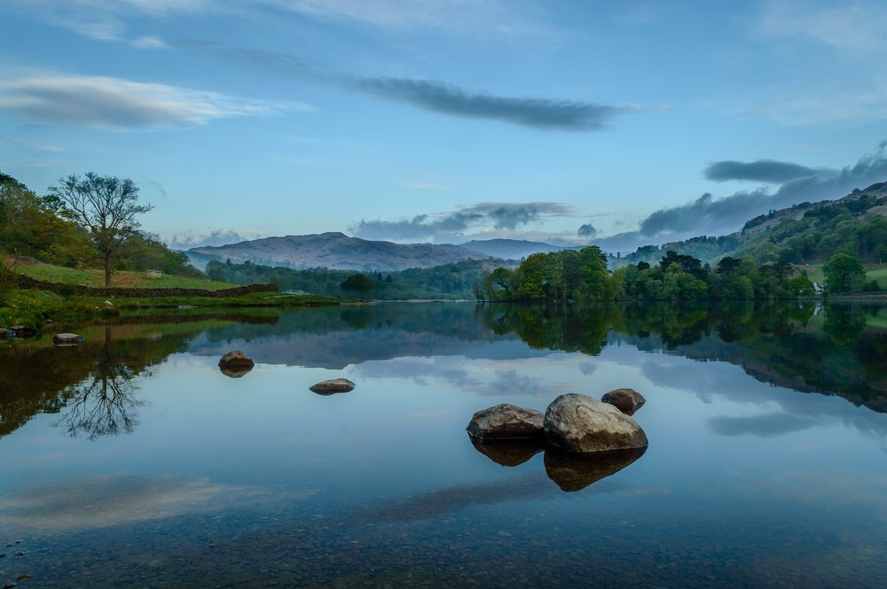 Rydal Water Lake District