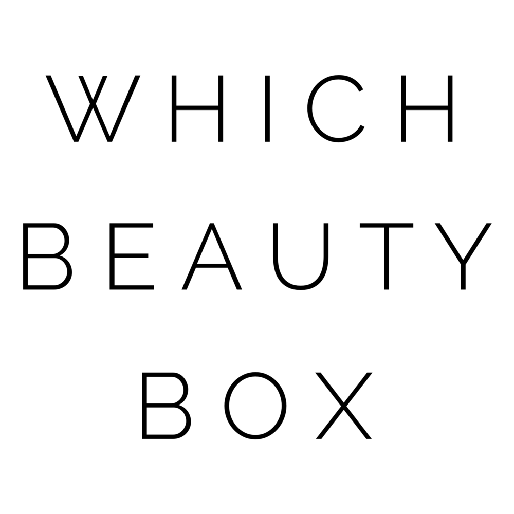 BLOG POST  - Check our our feature in  Which Beauty Box