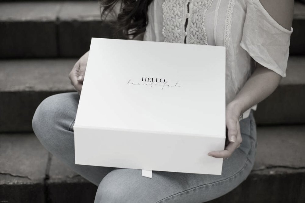 We've been featured in  #girlcrush  subscription box.