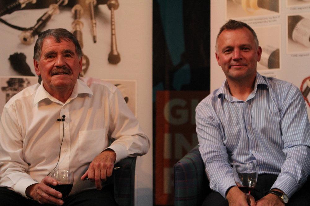 Bill & Stuart