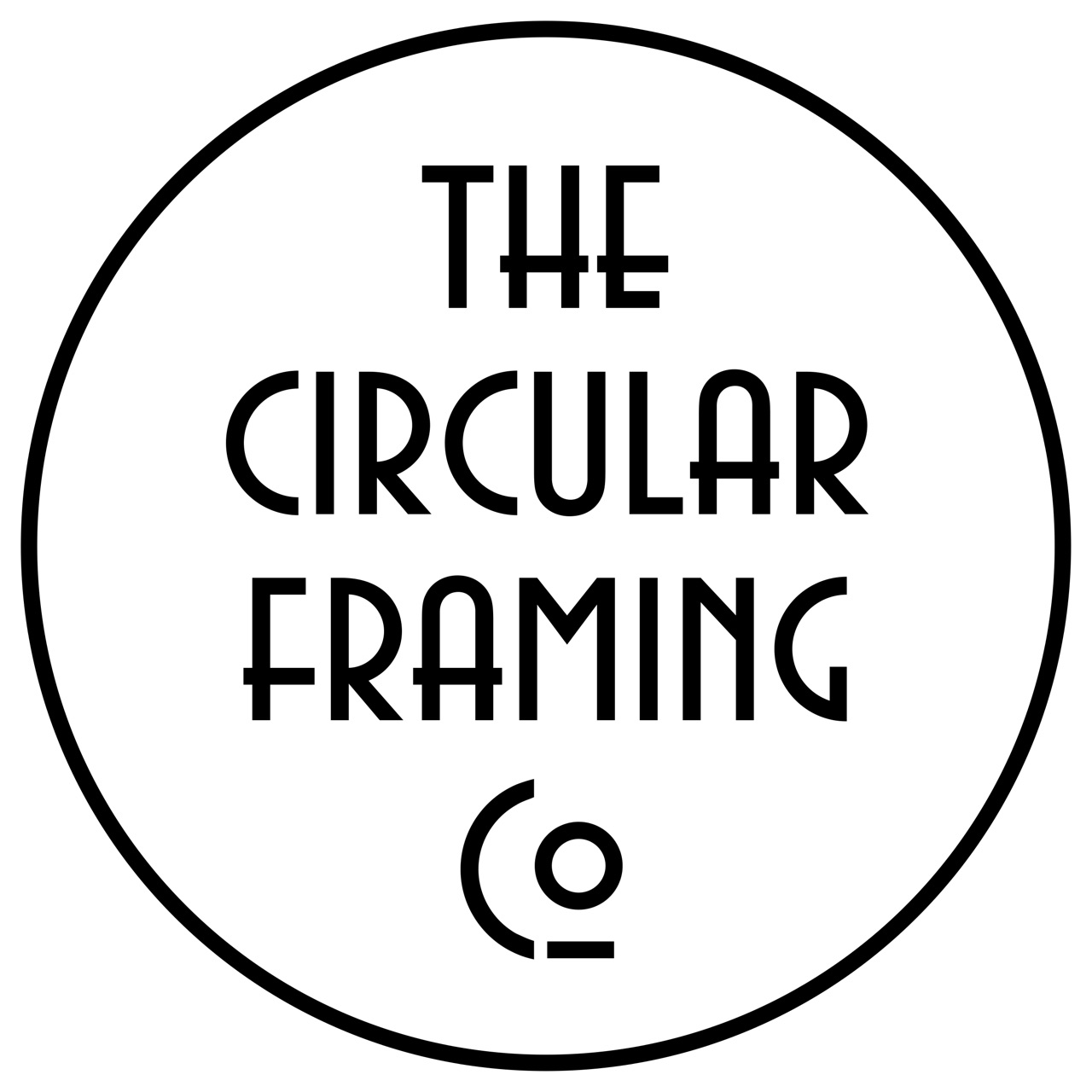 The Circular Framing Company