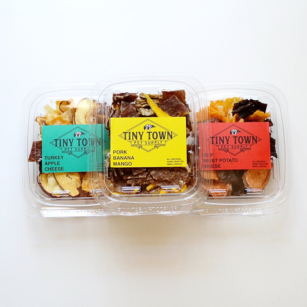 3-Pack Variety Treats - $25