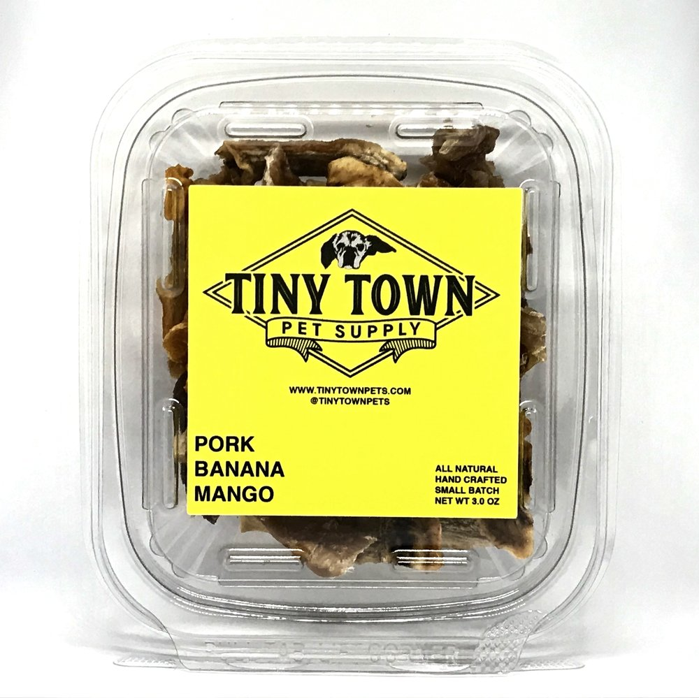 Pork Treats - $10
