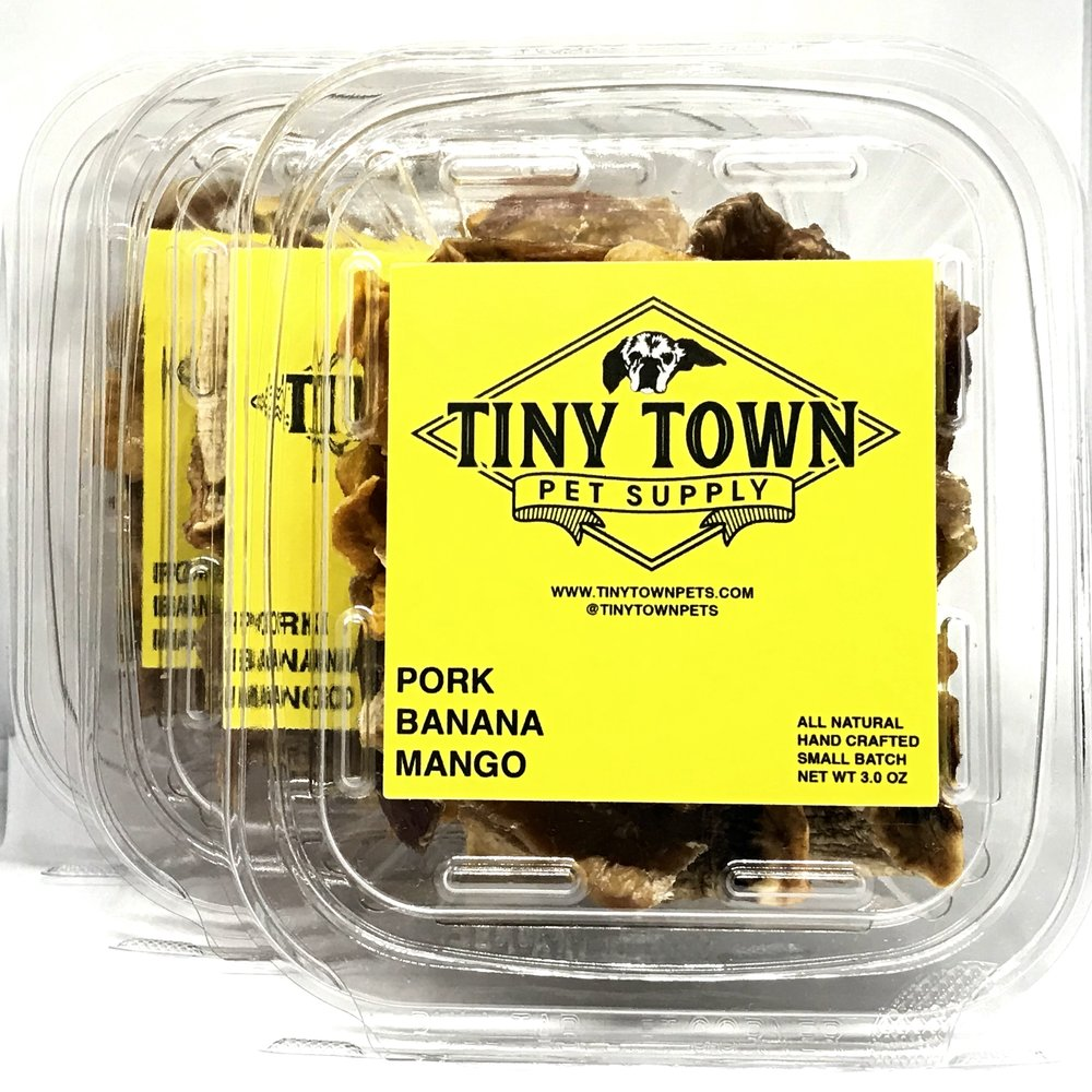 3-Pack Pork Treats - $25