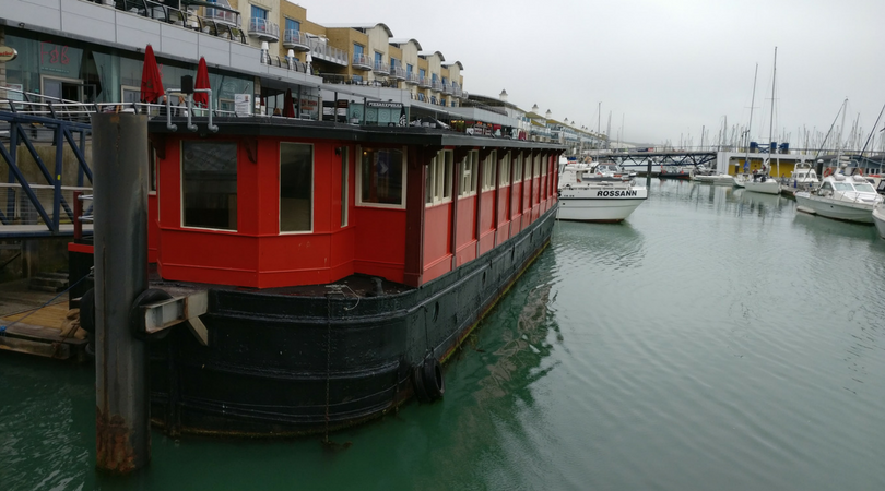 The Barge -