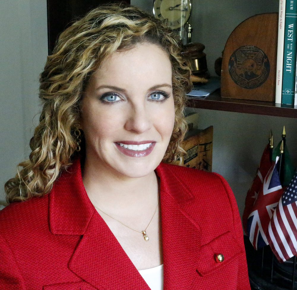 Missy Shorey, Chair of the Dallas County Republican Party