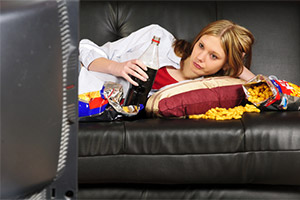 Stop boredom eating - and find something better to do! -