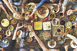 Enjoy Celebrations without Unhealthy Food and Drink -