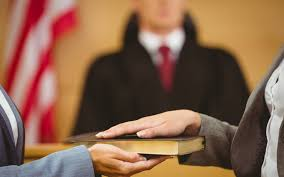 Courtroom Anxiety -