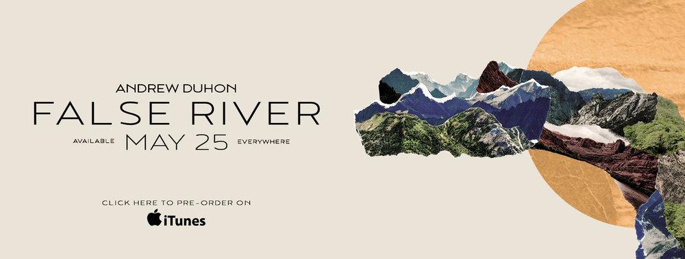 False River Announcement