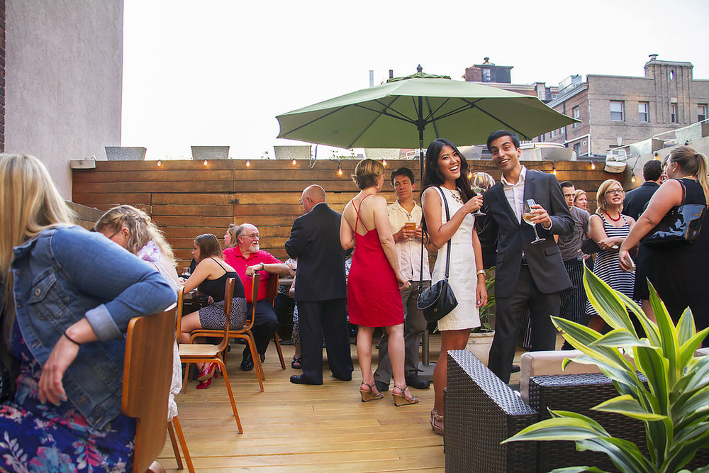 Outdoor Event Catering -