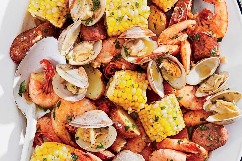 Clambakes - Clambake and Outdoor Catering in Connecticut