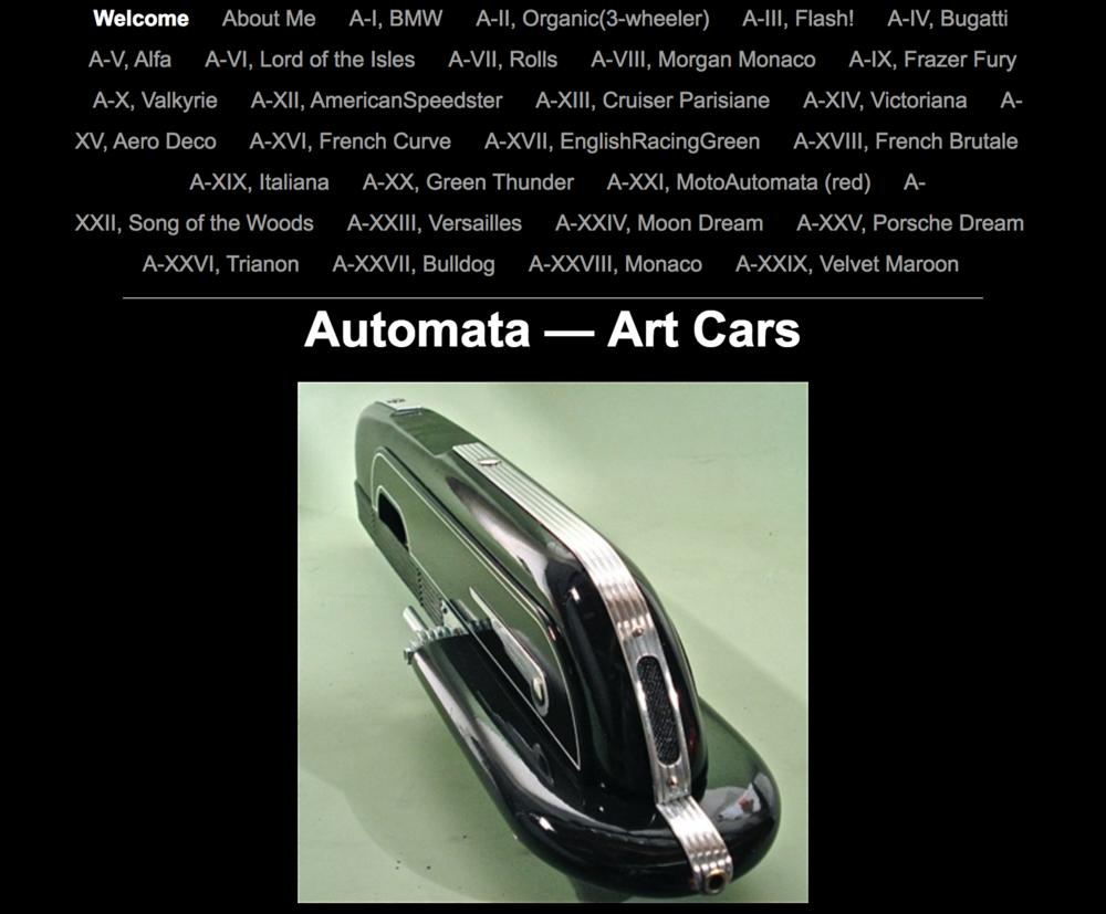 Automata — Art Cars