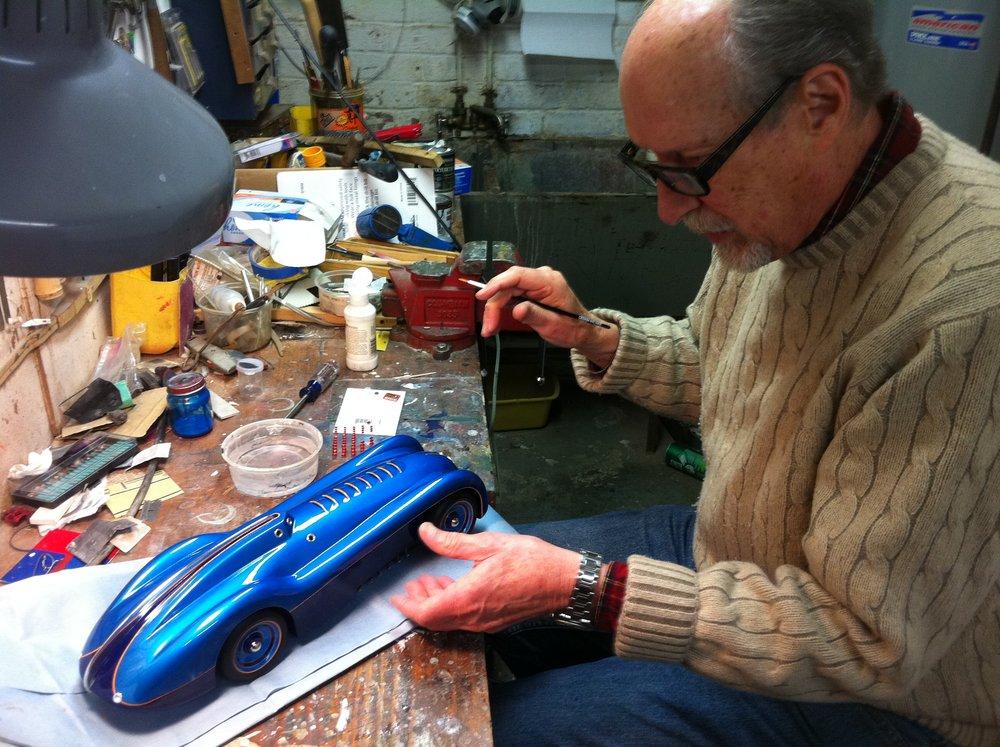 Clark working on Automata