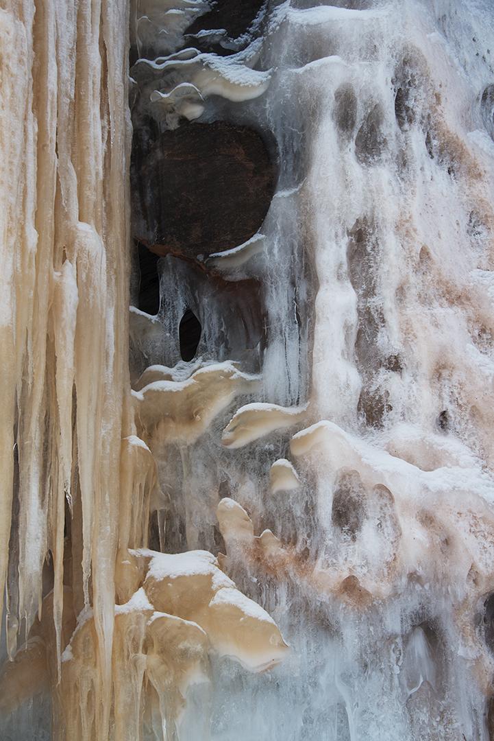 Ice Formation - Apostle Islands National Lakeshore