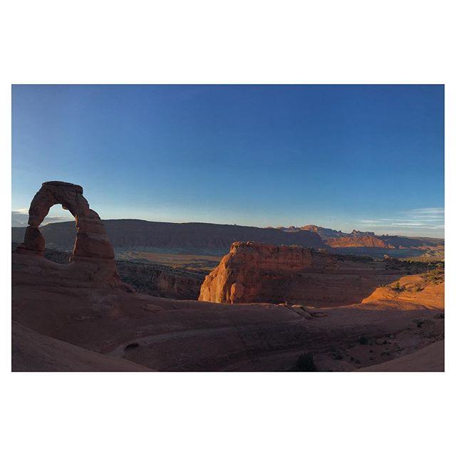 Pretty amazing weekend in Utah. I'll be back next year, guaranteed. #madeforadventure #archesnationalpark #canyonlands #moab