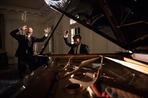 John Brancy and Peter Dugan Performing The Journey Home.jpg