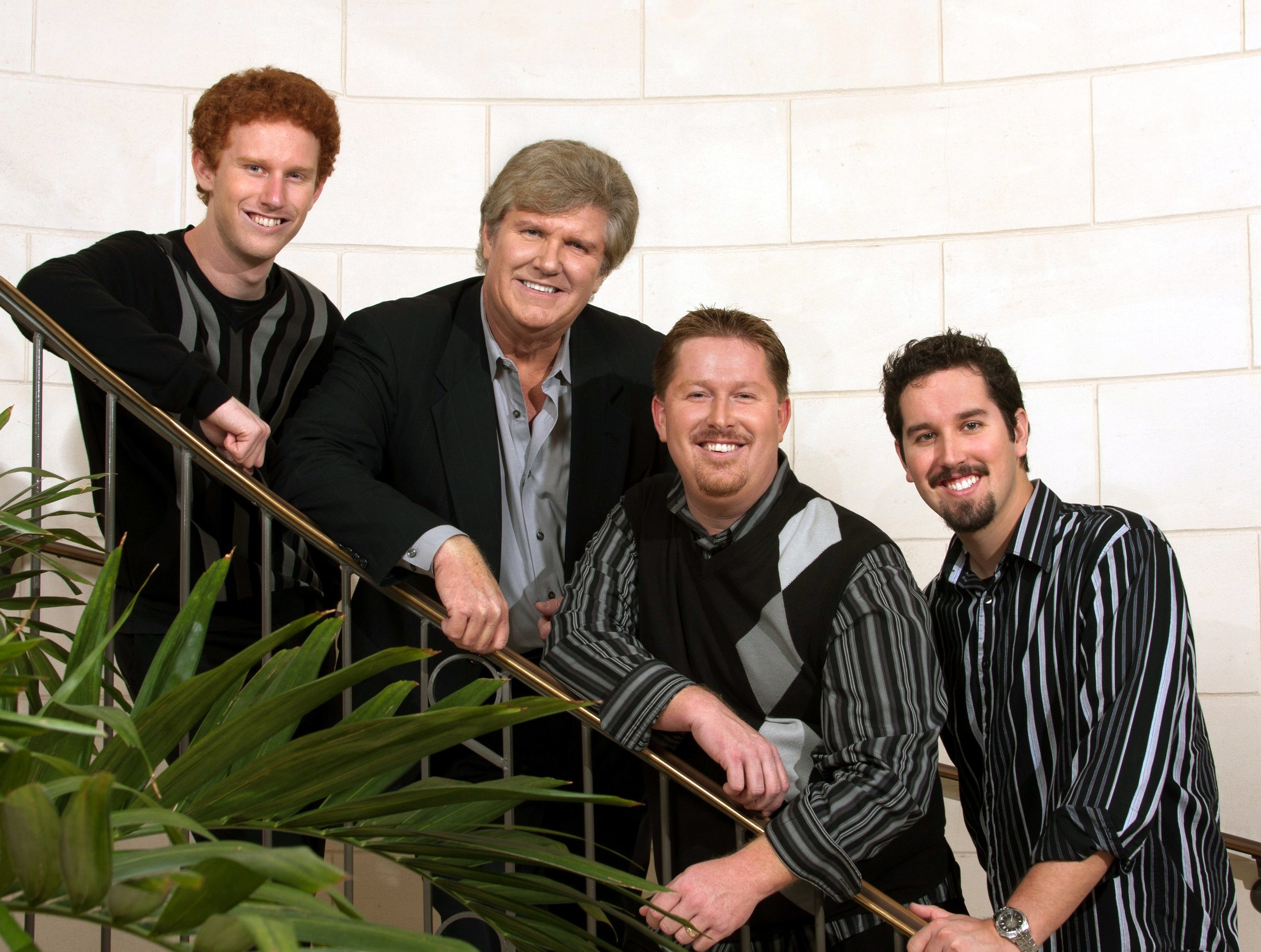 My Three Sons Vocal Quartet — Artist Series Concerts