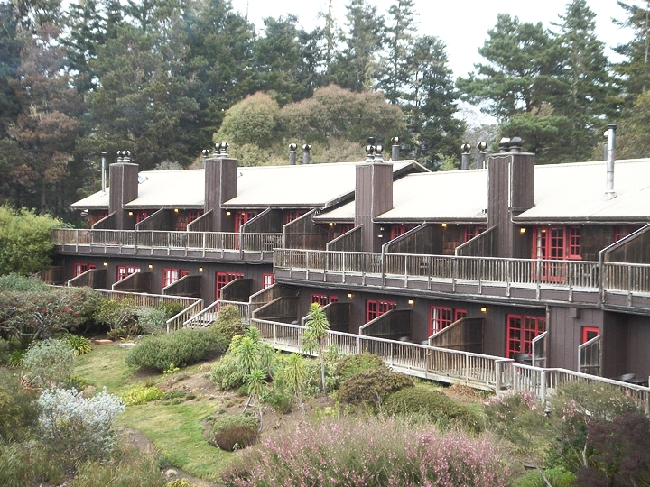 Just three and a half hours north of San Francisco on the Mendocino coast, this historic farm and eco-resort is a master class in the art of relaxation and wellness.