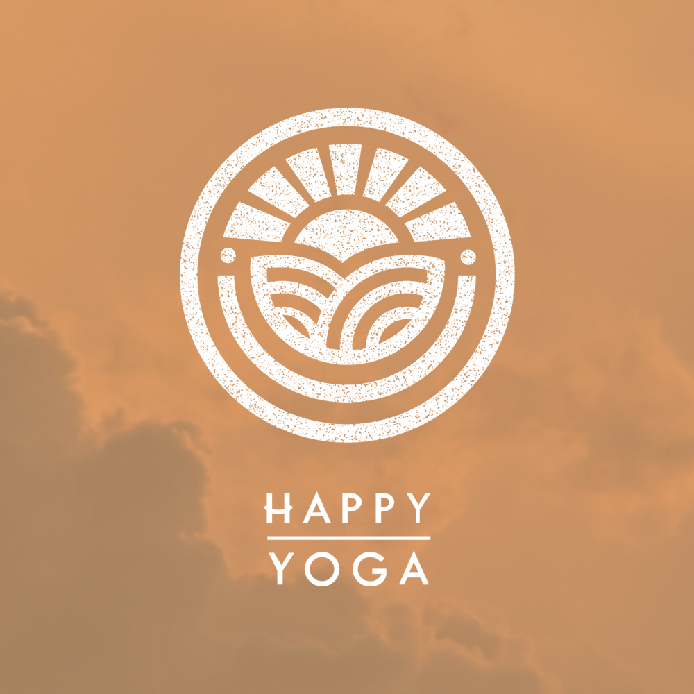HAPPY YOGA CORNWALL IDENTITY