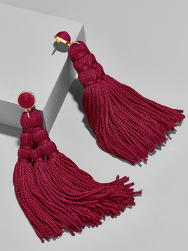 Miana Tassel Earrings, $48 at BaubleBar