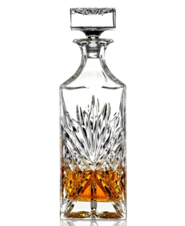 Godinger Bareware, Dublin Whiskey Decanter, $16