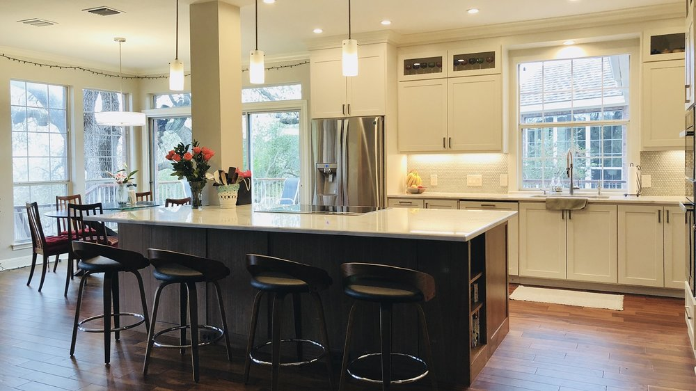 Kitchen Island Bar Seating Overview