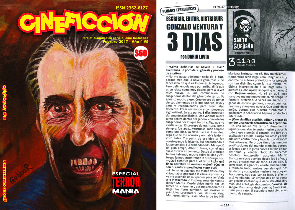 Revista Cineficción (Argentina)
