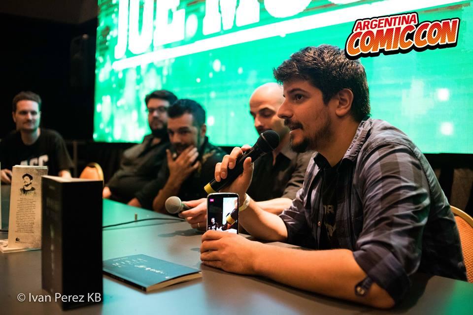 Charla sobre terror en Argentina Comic Con.jpg