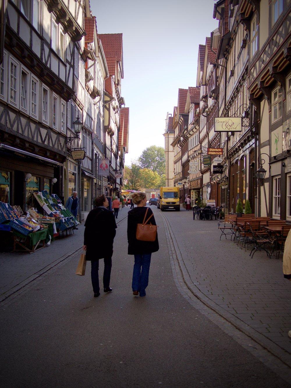 Wunderschöner Altstadt-Flair in Hann Münden