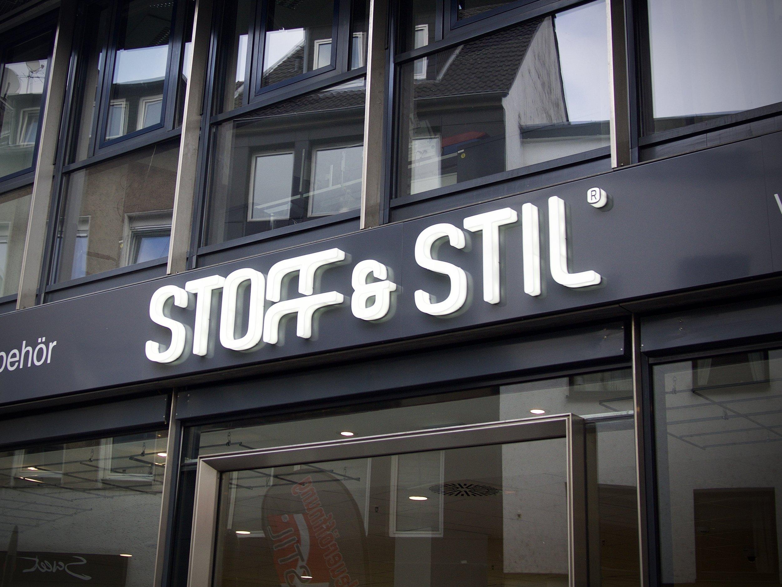 Neueröffnung Stoff Und Stil In Köln Stoffreise