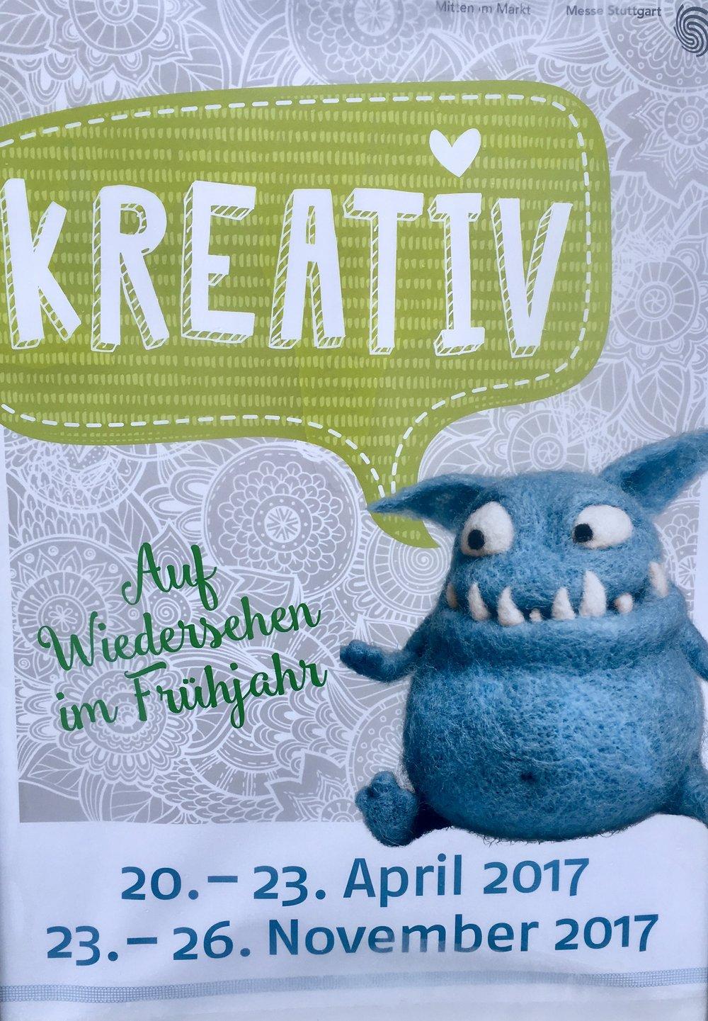 Kreativ Stuttgart 2016
