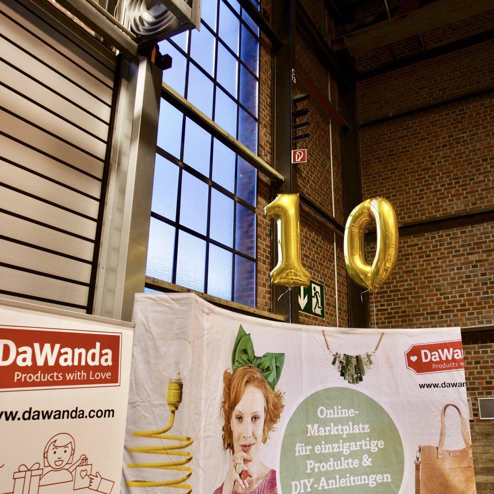 DaWanda Designmarkt 2016