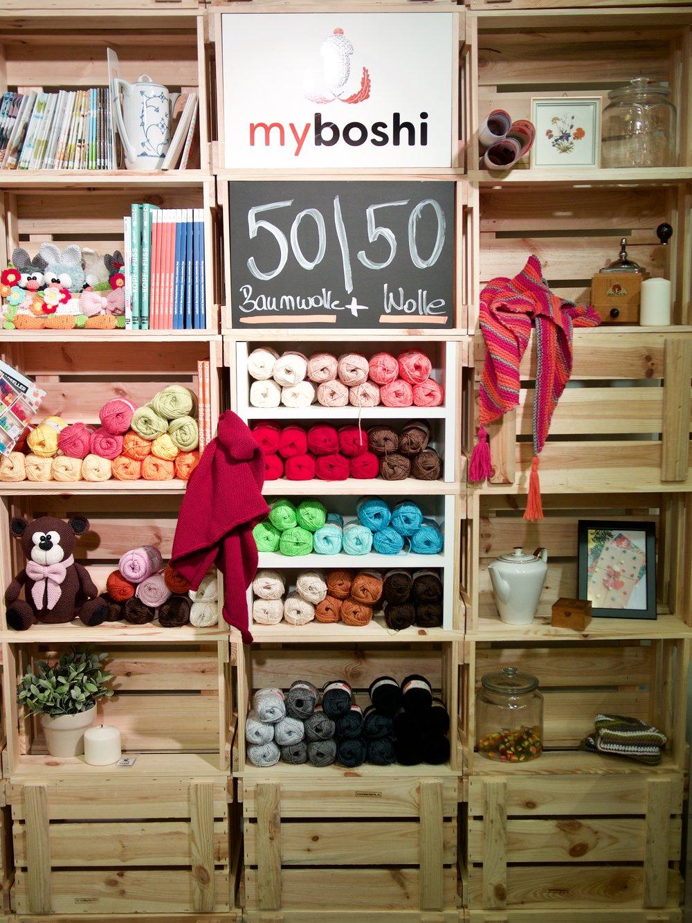 H&H Messe 2017 My Boshi