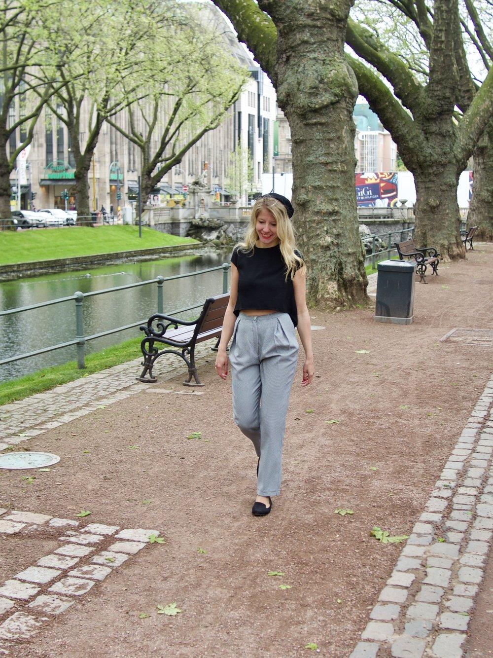 "burda style Talent 2017 ""Parisian chic"""