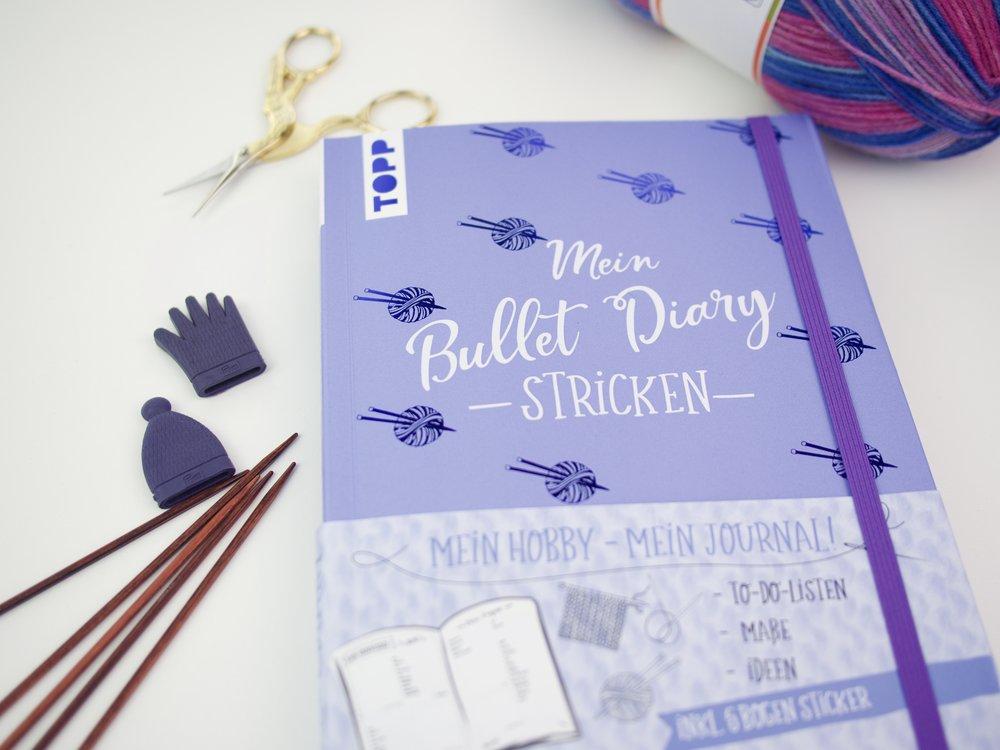 Buchvorstellung Bullet Diary -stricken-