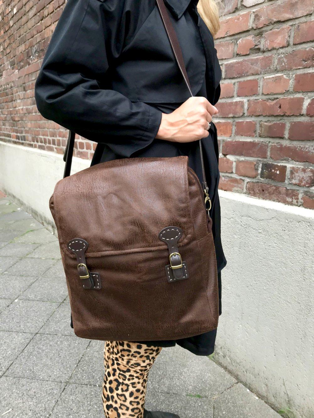 Tasche oder Rucksack nähen, Mach dein Ding 2018, Prym