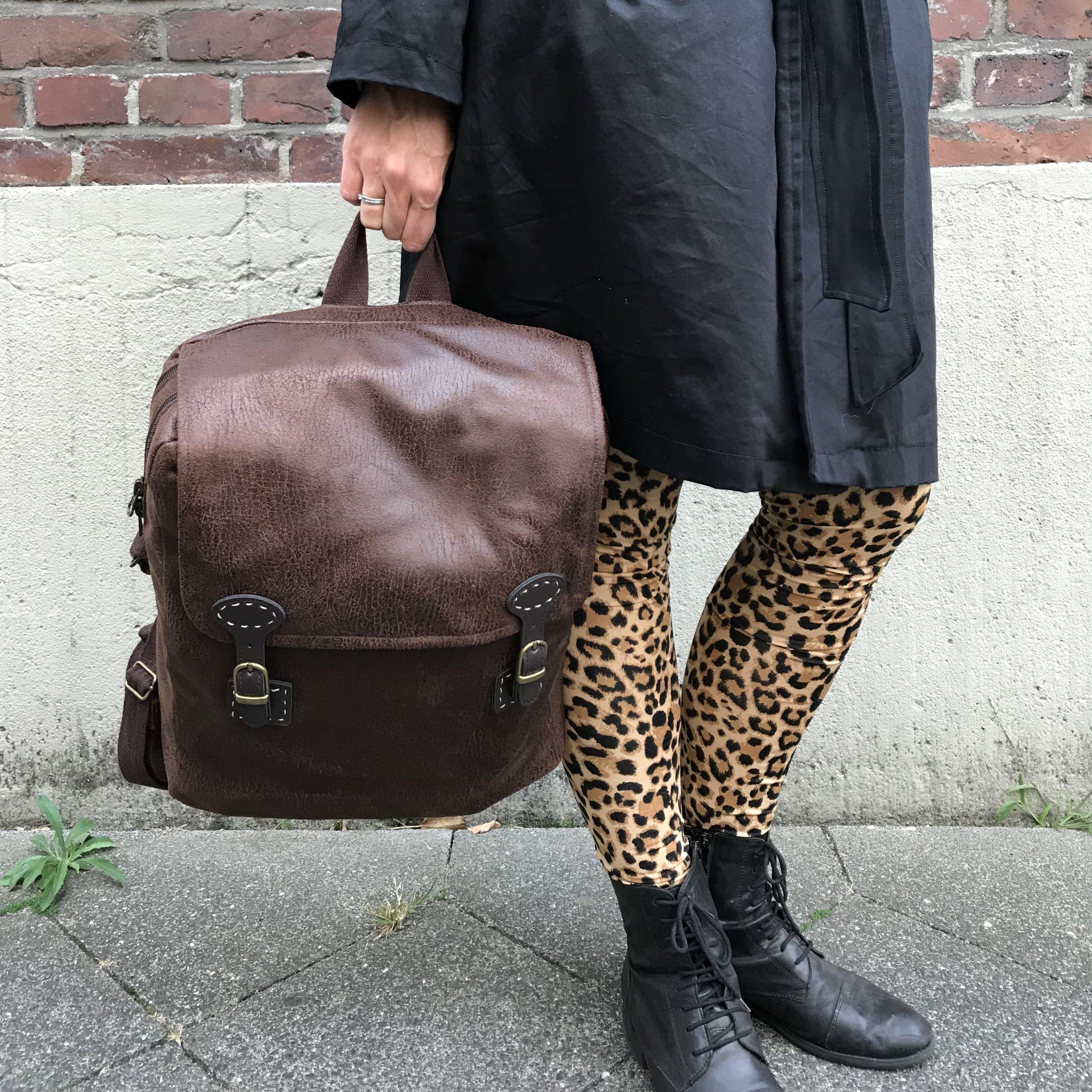 Mach dein Ding Rucksack 2018 Stoffreise