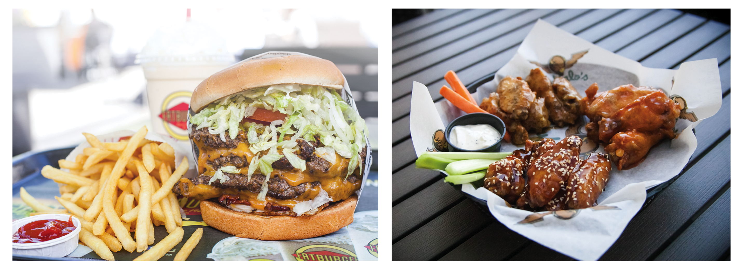 Image of Fatburger & Buffalo's Wings