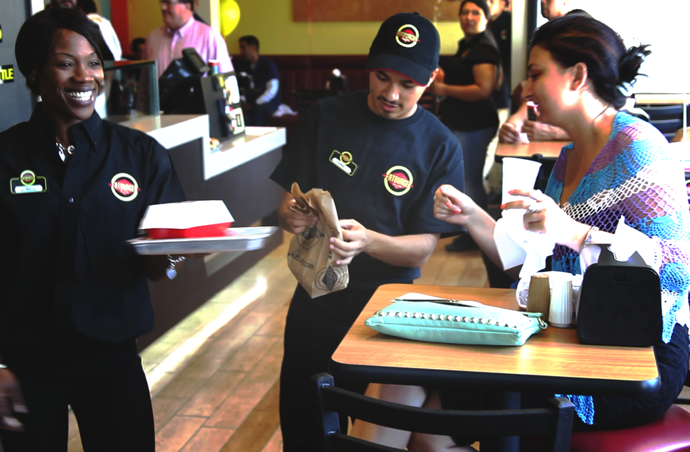 JOIN THE FATBURGER FAMILY. -
