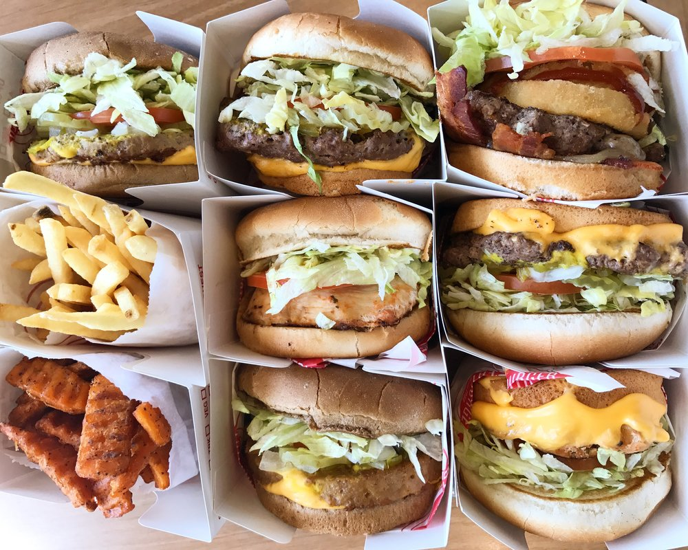 - Put a fatburger in your life, it's a good tasting business.