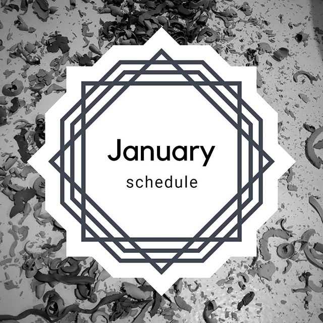 We hope everyone is ready for a great Tuesday! If you want to learn something new this year check out our class schedule! Register or learn more by visiting our website.  #thriveclaystudio #lakeviewlife #pepperplace #happeninsintheham #birminghamal #birmingham.Al.Local #bhamnow