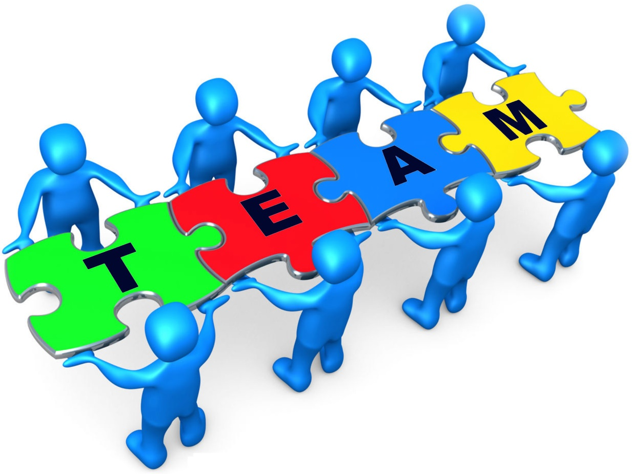 Image result for team building clipart