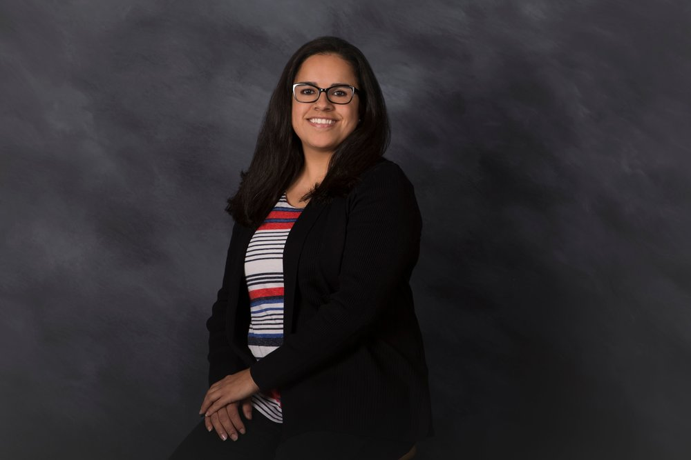 Maria Elena Arriaga -  Case Manager   Maria assists clients with most family and employment-based matters like adjustment and change of status,naturalization, waivers of inadmissibility, DACA, U visas,removal, H-1Bs, Religious workers, and consular matters.