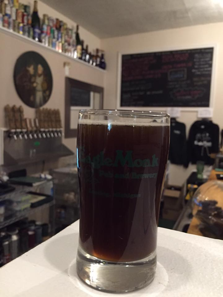 Marcy Street Stout -