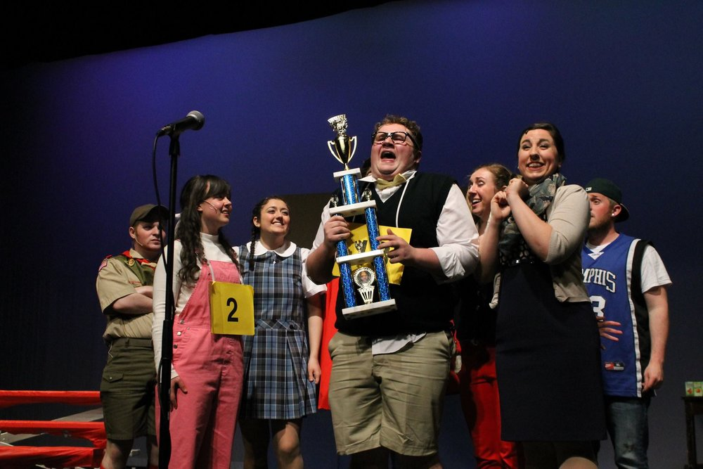 The 25th Annual Putnam County Spelling Bee , Spring 2016