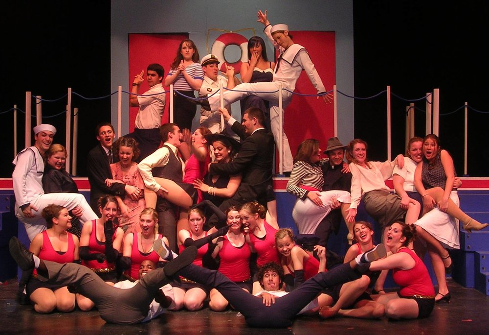 Anything Goes,  April 2005