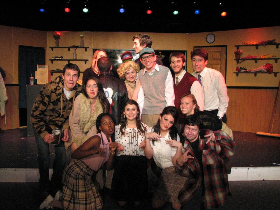 Little Shop of Horrors,  November 2012