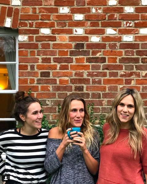 Lydia, Sarah and Ruth (sisters)